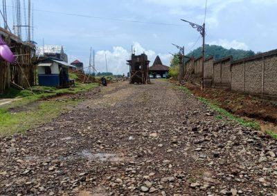 Progress Pembangunan Griya Asri Puncak (2)